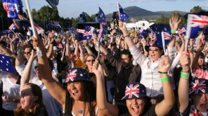 Australia Day celebration