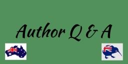 Author Qand A