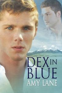 Dex in Blue cover