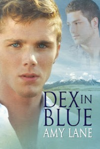 Dex in Blue cover