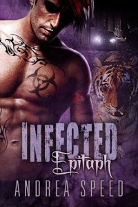Infected Epitaph cover