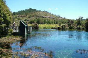 Pupu springs NZ