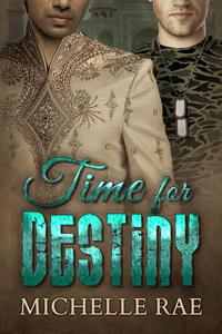 Time for Destiny cover