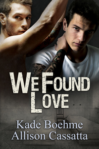 We Found Love cover