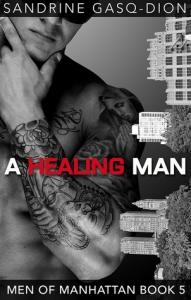 A Healing Man cover