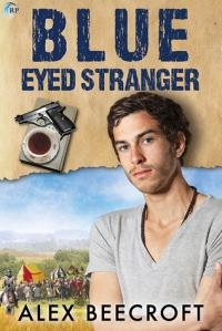Blue eyed Stranger cover