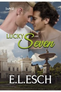 Lucky Seven book cover