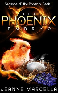 PhoenixEmbryo-800 Cover reveal and Promotional