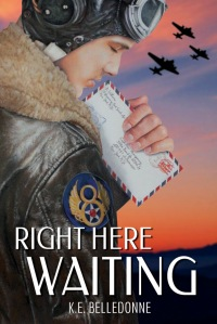 Right Here Waiting cover