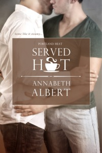 Served Hot cover