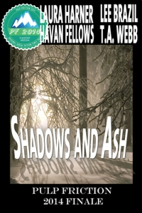 Shadows and Ash book cover