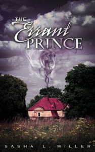 The Errant Prince cover