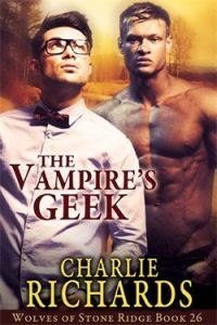 The Vampire's Geek cover