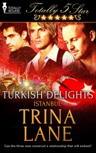 Turkish Delight cover