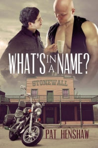 What's In A Name cover