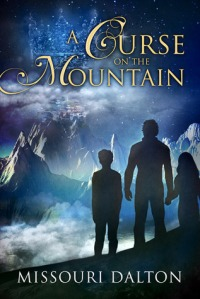 A Curse on the Mountain Cover