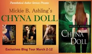 Chyna Doll Tour Banner