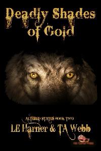 Deadly Shades of Gold cover