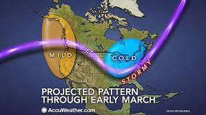 March Cold Weather Pattern