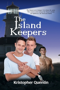 SM THE ISLAND KEEPERS FRONT COVER