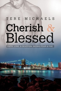 Cherish & Blessed cover