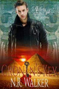 Cronin's key cover