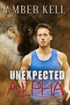 Unexpected Alpha Amber kell cover