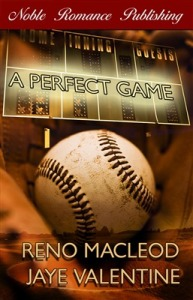 A Perfect Game cover
