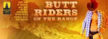 Butt Riders Banner