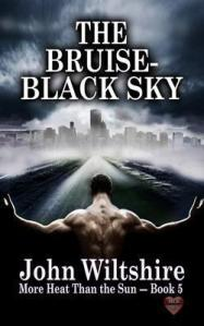 The Bruise Black Sky cover