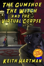 The Gumshoe the Witch and the Virtual Corpse cover 2
