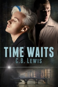 Time Waits cover