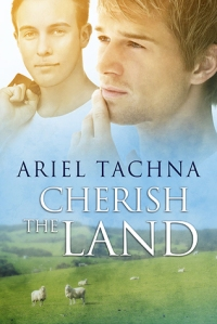 Cherish the Land cover