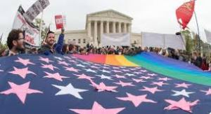 Gay Flag SCOTUS