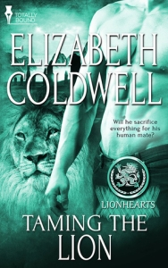Taming the Lion cover