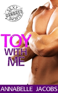 Toy With Me cover