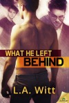 What He Left Behind cover