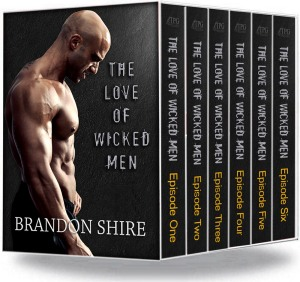 Wicked Men Box Set Cover