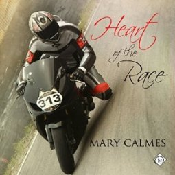 Heart of the RAce audio cover