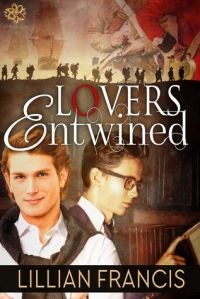 Lovers Entwined cover 2