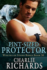 Pint Sized Protector cover