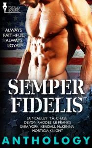 Semper Fidelis Anthology Cover