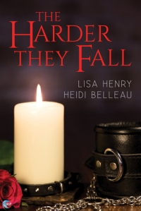 The Harder They Fall cover