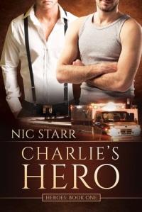Charlie's Hero cover