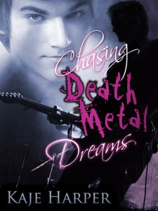 Chasing Death Metal Dreams cover