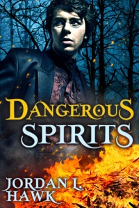 Dangerous Sprits cover