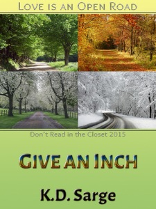 Give An Inch cover