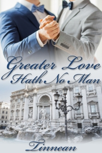 Greater Love Hath No Man cover