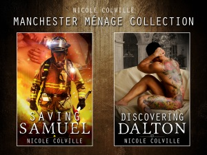 Manchester M+®nage Collection Poster