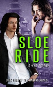 Sloe Ride cover